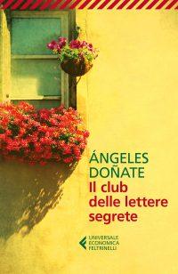 """copertina del libro """"Il club delle lettere segrete"""""""