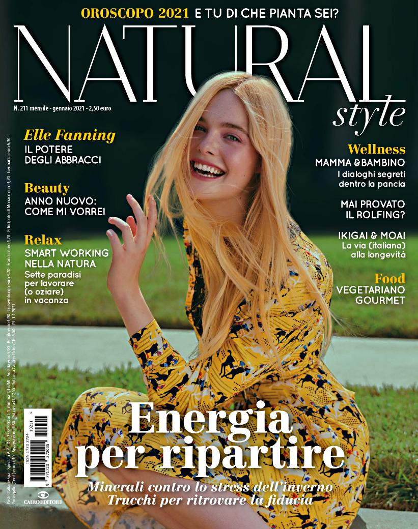 copertina Natural Stile 211